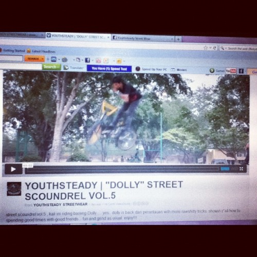 "new web edit vids ""streetscoundrel vol.5"" 