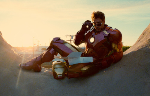 fairytaleasoldastime:  Iron Man