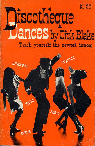 …Discotheque Dances - cover by tweedlebop on Flickr….