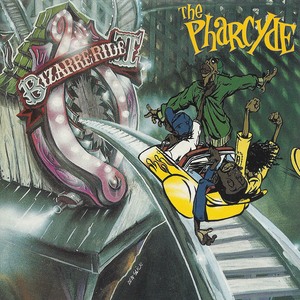 20 YEARS AGO TODAY |11/24/92| The Pharcyde released their debut album, Bizarre Ride II The Pharcyde, on Delicious Vinyl Records.