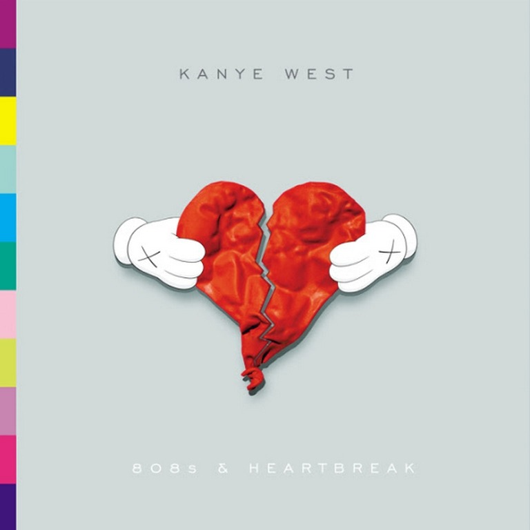 BACK IN THE DAY |11/24/08| Kanye West released fourth album, 808s & Heartbreaks, on Roc-A-Fella/Def Jam Records.