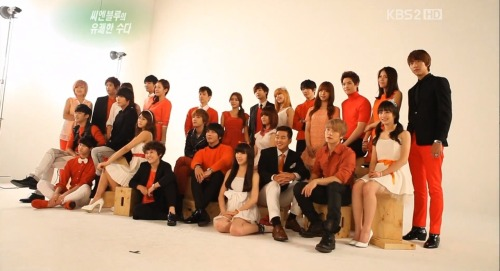 nonabi:  sneak peek: FNC Family (?) Photo (HD)     On hiatus but SO MUCH FEELS not to post this! So Much LOVE blossoming in this photo.