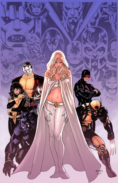 lj7stkok:  Astonishing X-Men variant by ~PaulRenaud on deviantART