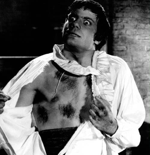 bloodbeastterror:  Oliver Reed in Curse of the Werewolf (1961).