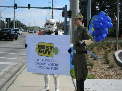 Best Buy: advertising done right.