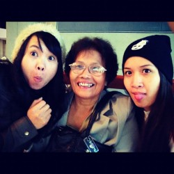 See you christmas day my yey-yey   #grandmasgoingtocambodia #cambodiangrandma @chanthanp  (at Los Angeles International Airport (LAX))