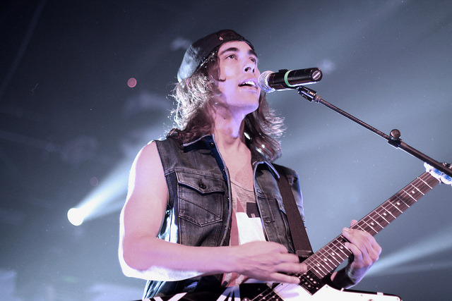 Vic Fuentes on Flickr.Via Flickr: Rocketown 10/22/12 Nashville, TN