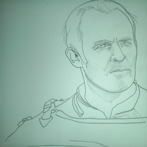 rinstigator:  King Stannis WIP. #stannis #stannisbaratheon #got #gameofthrones #sketch #art #wip #asoiaf #hbo