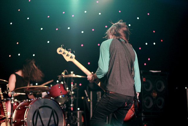 The Maine on Flickr.Via Flickr: Rocketown 11/6/12 Nashville, TN