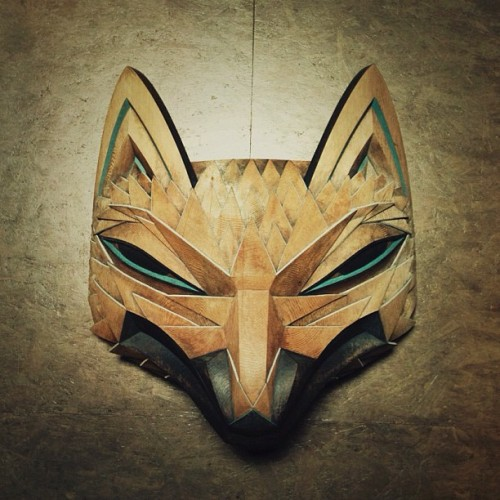thecarvingshed:  mr fox on another road trip