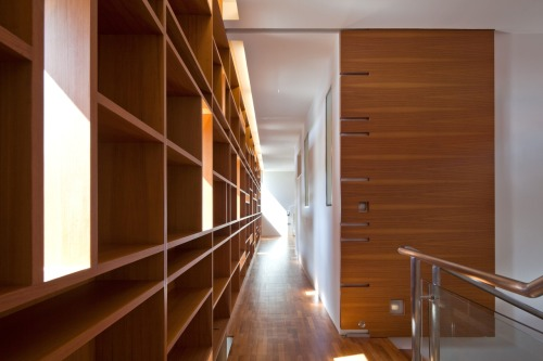 kiarong house | shelving ~ moh hack & partners