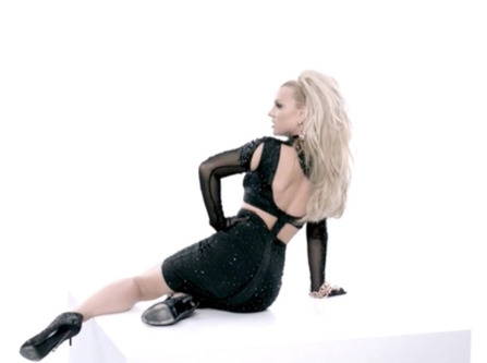 "NEW VIDEO STILL FROM ""SCREAM AND SHOUT"" Britney uploaded a new picture from her most anticipated new music video, Scream and Shout."