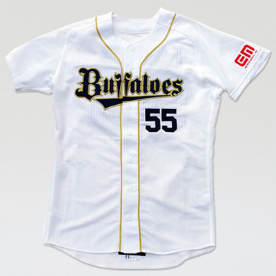 Orix Buffaloes jersey. Drool… http://shop.buffaloes.co.jp/goods_detail.php?id=336