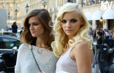 chanelempire:  omg Ginta looks gorgeous here