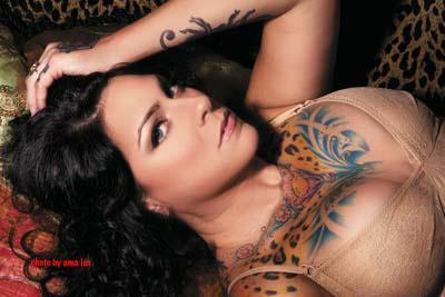 Check out this full editorial of Danielle Colby Cushman In Rebel Ink Nov 2012! Photo shot by me!
