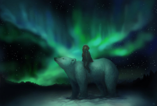 braavosishadowbinder:  Northern Lights by ~Khaerii