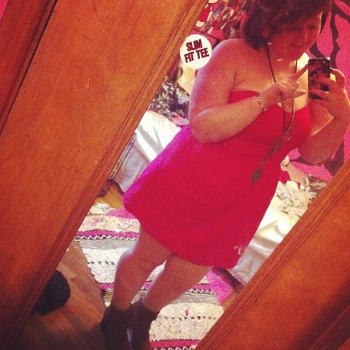 New favorite outfit <3 #me #dress #boots
