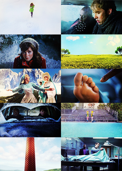 Pushing Daisies in blue - asked by piratehook.
