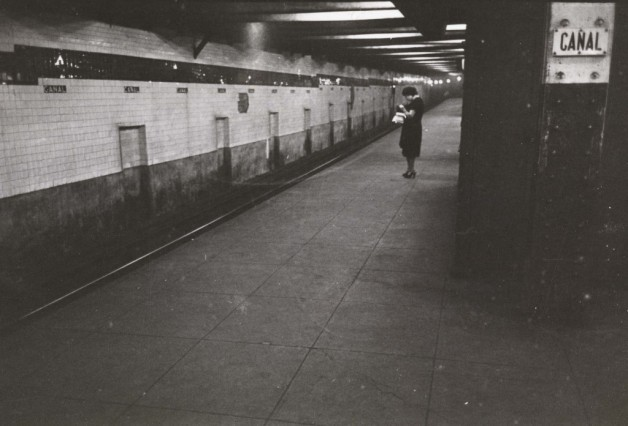 flopifou:  Riding the New York City Subway by Stanley Kubrick