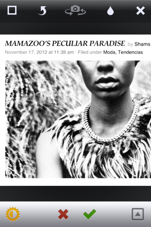 Mamazoo jewelry featured on Refinery29 and www.mag.weareselecters.com ~ Styling by me, photography by Natalia Ortega, jewelry design by Maria Ana for #themamazoo