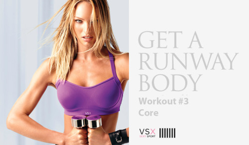getfit-befit:  ny96:  VSX Sport Presents the Sexiest Workout Ever: Core Warm up - Do a 2 minute warm up like jumping jacks, then do 3-5 mins of another exercise such as skip rope (to mix this up, use weights instead of a rope and just jump up and down in place).Aerotwist - Standing with feet wide apart, twist arms using the core muscles from side to side, keeping it controlled. After one round of this for 60 seconds, do the same thing but tilted to the right for 60 seconds. Tilt back to the left for the final round of 60 seconds. Basic Plank - Simply hold the plank position for 60 seconds.Around the world plank - In the plank position, with arms out straight, lift one limb up for a few seconds, then gently lower back down. Repeat for all limbs (including both arms and legs).Aerobliques - In a position similar to the side plank, have one arm across the chest, with the other on the ground for support. Lift up the upper body and legs as much as possible using the core muscles, keeping everything controlled and tight.Basic Crunches - Lying down on the floor with hands under your butt, do some basic crunches, keeping everything controlled.Russian Twists  - In a seated position, using a medicine ball if available (or otherwise some kind of weight) twist from side to side. (NB: in the video these are called Seated Twists with a Medicine Ball).Stretch/cool down – Don't forget to stretch out those sore core muscles! Watch the video HERE (it includes the warm up and cool down stretches). This workout should, including warm up and cool down, take around half an hour. Enjoy!  Doing these when I get home