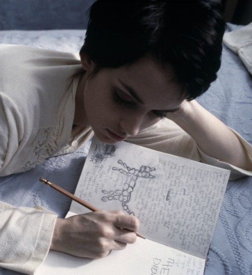 Susanna Kaysen played by Winona Ryder in Girl Interrupted 1999