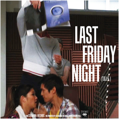 3x04 Pot O' Gold | Last Friday Night (T.G.I.F.) Alternative Cover 'The Tiketanic Fusion Collection'