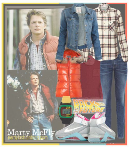 Marty McFly | Back to the Future by chelsealauren10