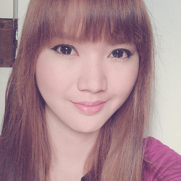 FOTD :) Happy Sunday! #selca #photoofme #pictureoftheday #photooftheday #instadaily #igers #asian #dollyeye #bangs #look #instalook #igersmanila #diary #blog #makeup #faceoftheday (at www.misskatv.com)