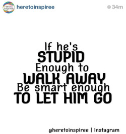 wordsbecomeher:  I love the post from @heretoinspiree on Instagram!