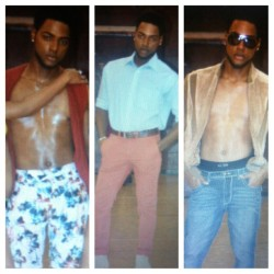 #picstitch Of My Recent Fashion Show…. 😘😘👏👏😱😱