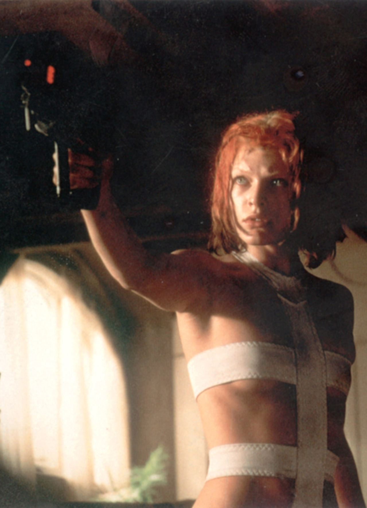 Milla Jovovich in The Fifth Element