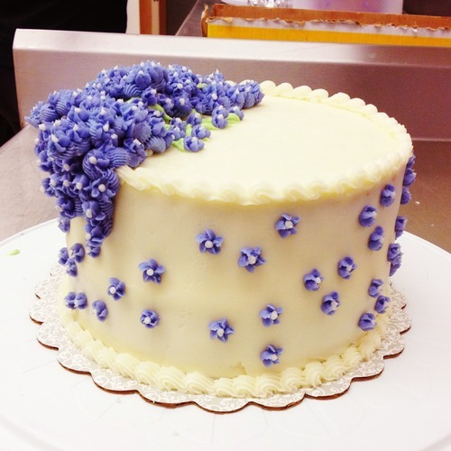 Cake Decorating Ideas With Icing Flowers : Liz in the Steel City - Taking Baking to the Next Level