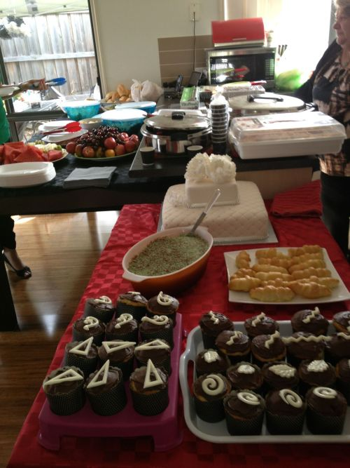 cintaxerror:  too much food, best part about Italian gatherings
