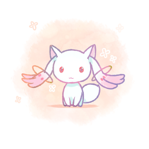 littlecandyheart:  Kyubey, you bastard.