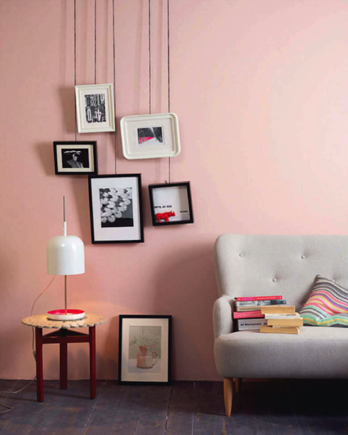 pastel pink (via French By Design: Pastel attitude)