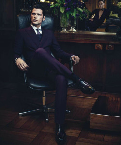 Salvatore Ferragamo Fall/Winter 2012Ph: Mikael JanssonM: Sean O'Pry & Karmen Pedaru