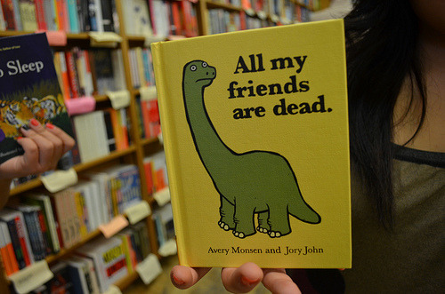 karkat's favorite book!