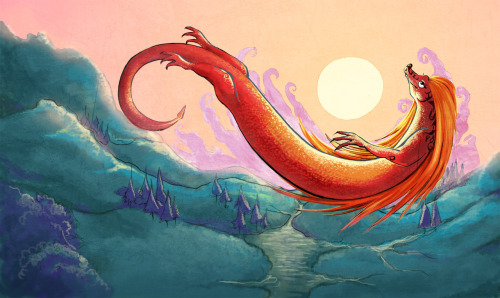 "Cover Illustration for Children's Book ""Eye See a Dragon in the Glen"" available from Amazon.co.uk soon. Full colour illustrations completed in 3 weeks. Inside design also by me. All proceeds to Onevision children's eye charity."