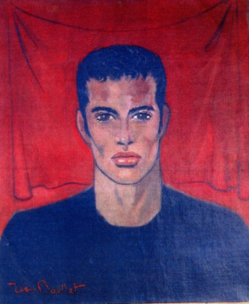 Kenneth Anger by Jean Boullet