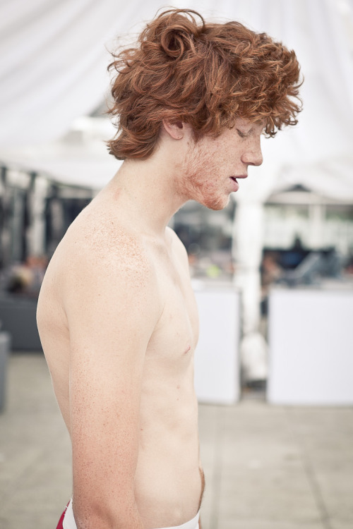 multicolors:  I love gingers