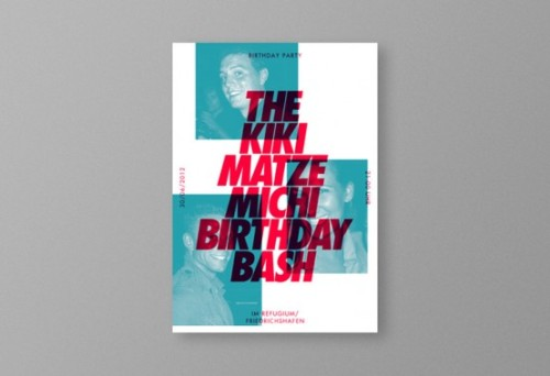 The Kiki Matze Michi Birthday Bash