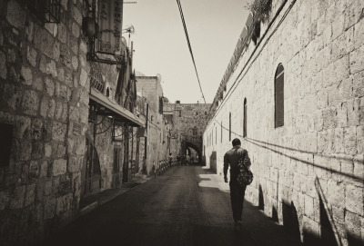 Paths of Jerusalem (by Rodrigo Uriartt)  Jerusalem, Israel
