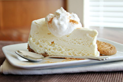 gastrogirl:  eggnog ice cream pie.