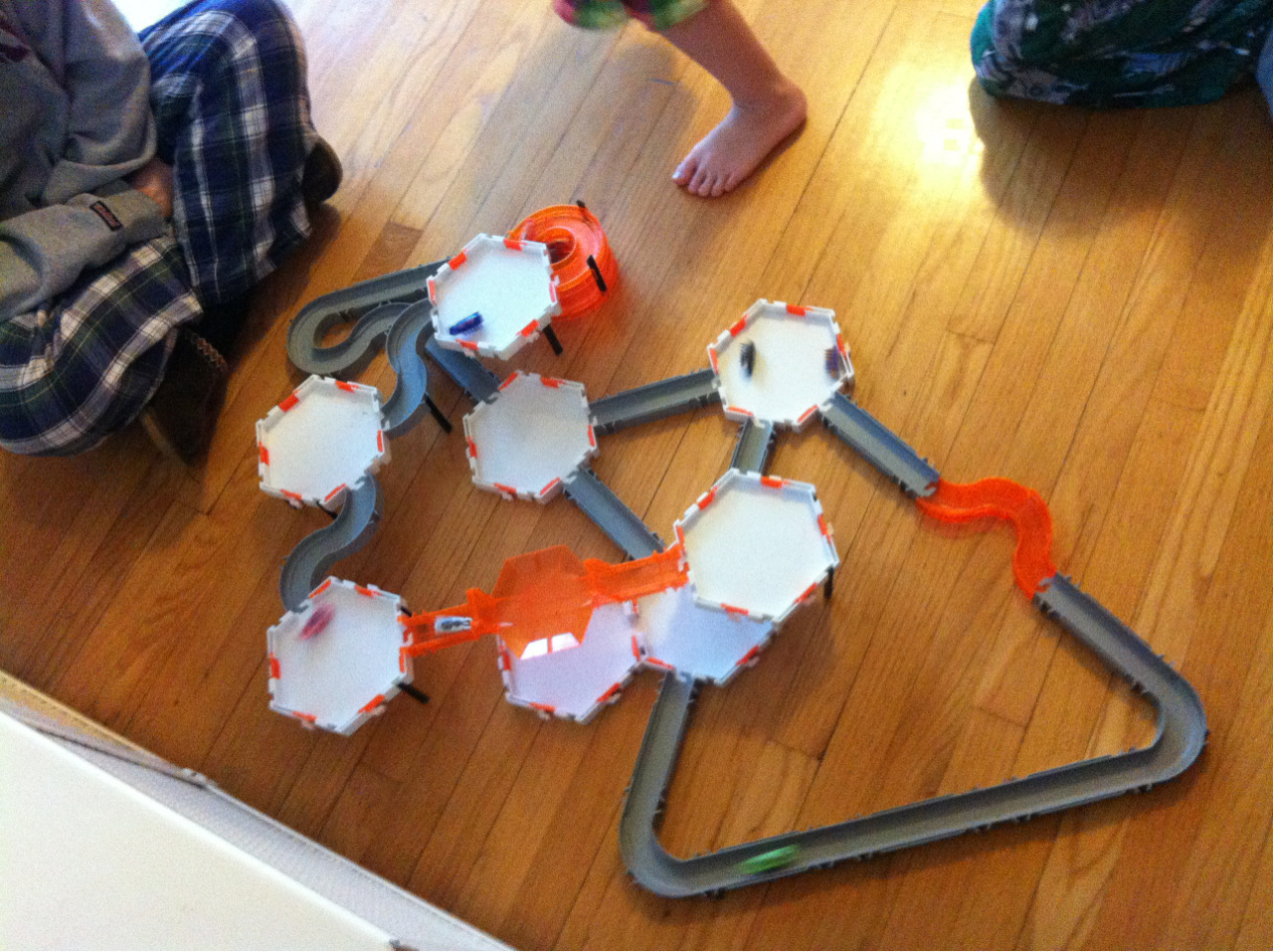 HexBug Sunday.   Terrifying dogs since 2010.