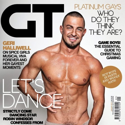 My latest GT cover with @robinwindsor