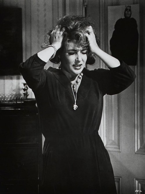 Elizabeth Taylor in Who's Afraid of Virginia Woolf? (dir. Mike Nichols, 1966)