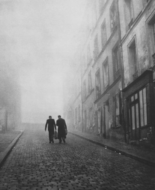 René Maltête Rue de Partants Paris 1950s