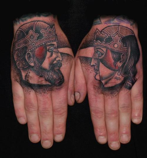 tattoosforpassionnotfashion:  done by pietro sedda