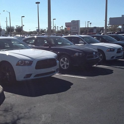 Muscle #dodge #charger #2013 #hemi #orlando #orlandododge #orlandododgechryslerjeep  (at Orlando Dodge Chrysler Jeep)